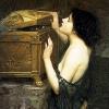 Black/Gold Madonna: Transfiguring the Inner Saboteur