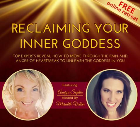 reclaiming inner goddess