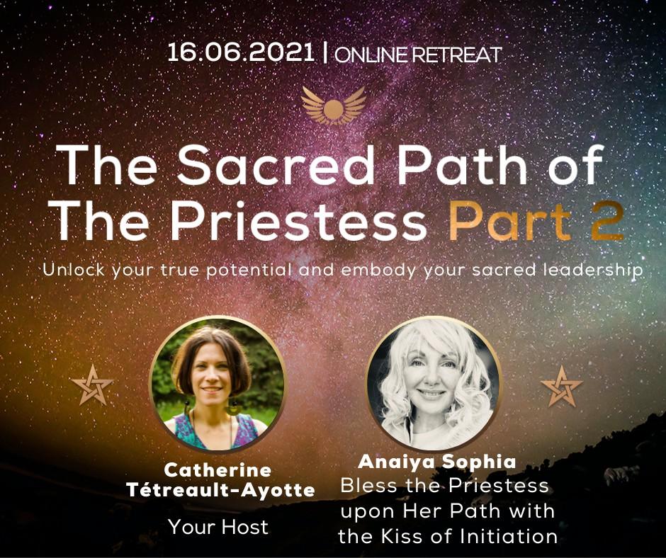 sacred path of priestess 2