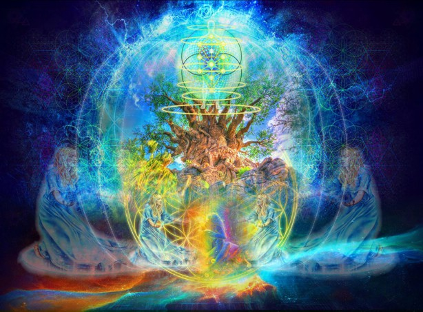 activation sacred creation