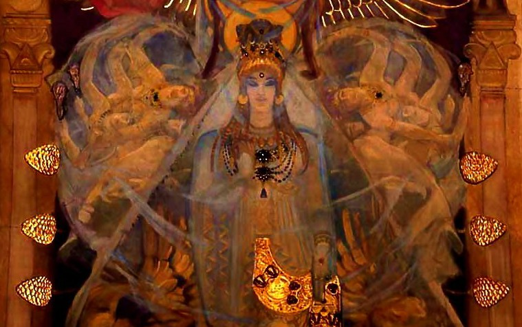 Inanna by John Singer Sargent