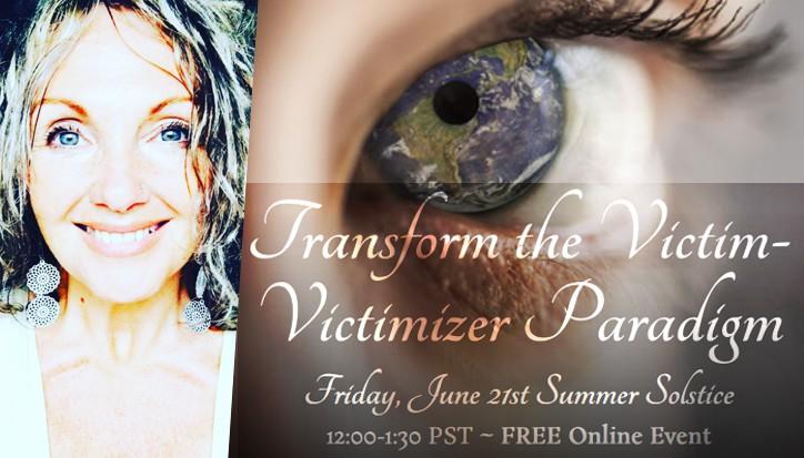 transform the victim excerpt