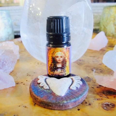oils sarah divine child