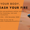 Cradle Your Body, Unleash Your Fire with Ellie Paskell & Anaiya Sophia