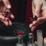 Mistresses of the Sacred Oils: New Year Preparation