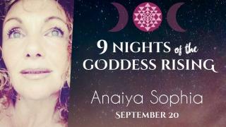 9 Nights of the Goddess Rising