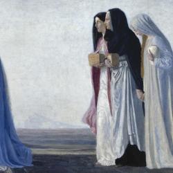 Mistress of the Sacred Oils