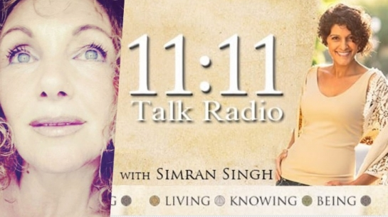 11:11 Talk Radio interview with Simran Singh