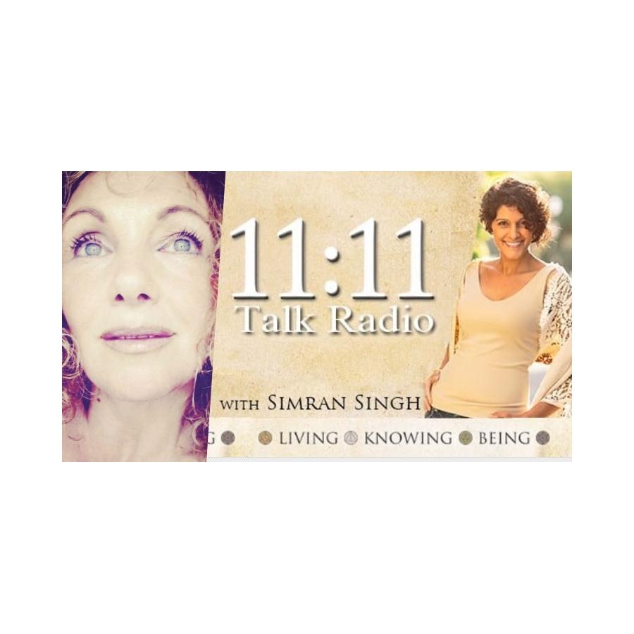 11:11 Talk Radio - Anaiya with Simran Singh