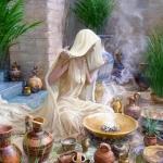 MYRRHOPHORE: Mistress of the Sacred Oils