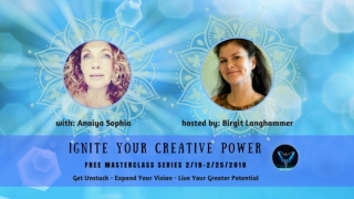 Ignite Your Creative Power