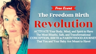 Freedom Birth Revolution