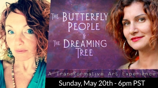 The Butterfly People and the Dreaming Tree