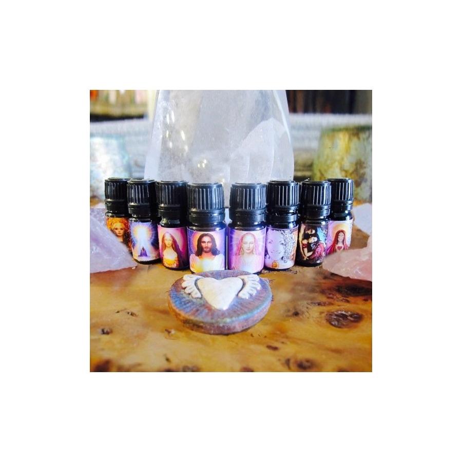 Complete Set of 8 SOPHIA Temple Oils