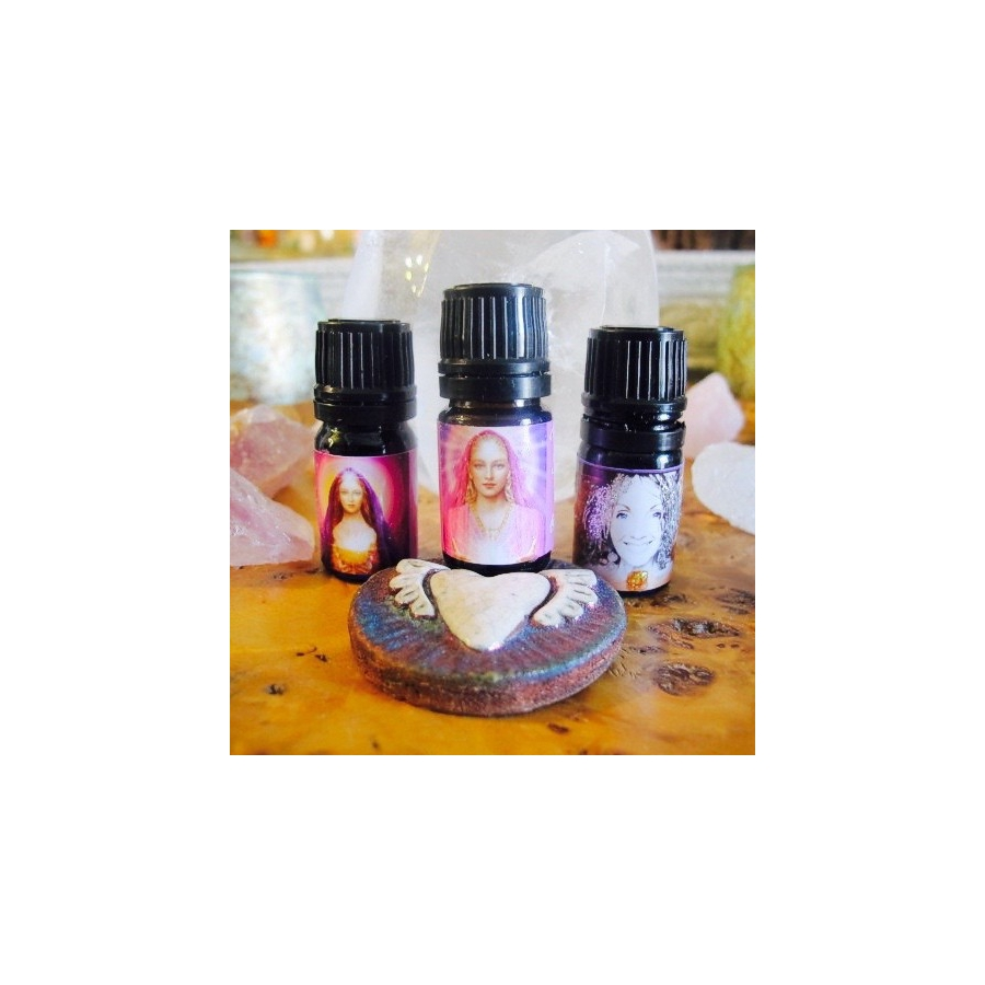 Three Marys Family - Set of 3 SOPHIA Temple Oils
