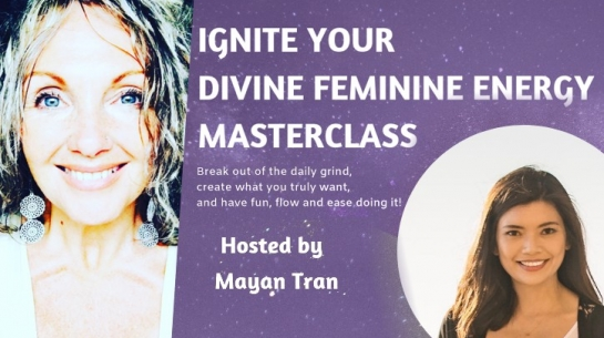Ignite Your Divine Feminine Energy
