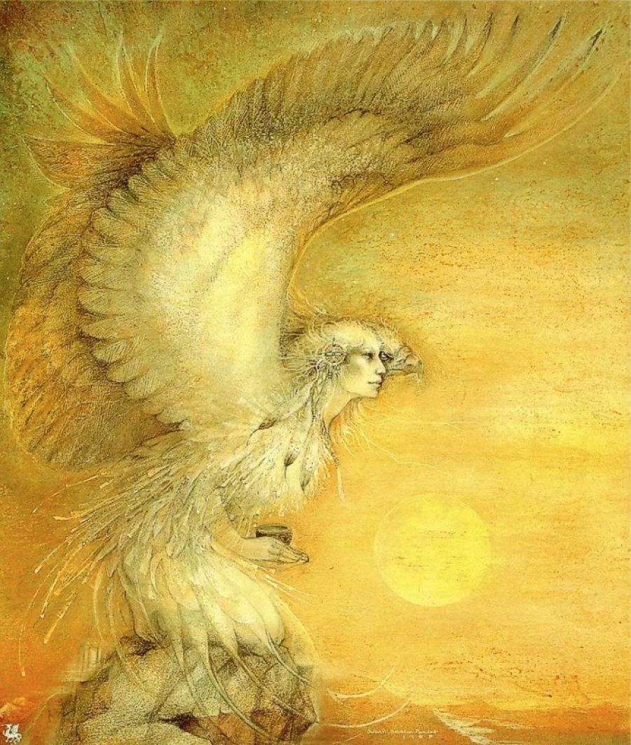 Galbanum: Pathway through Death