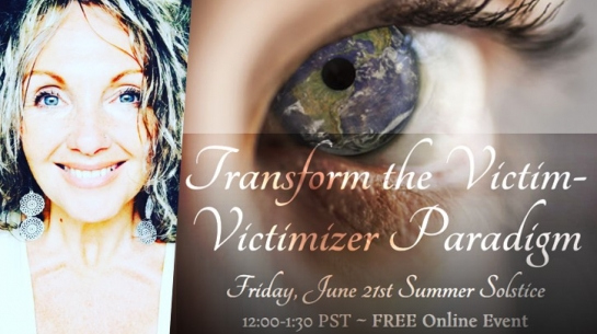 Transform the Victim-Victimizer Paradigm