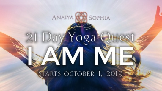 21-Day Yoga Quest - I AM Me