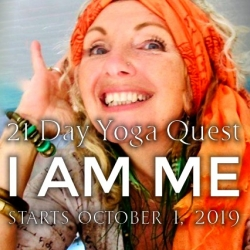 21-Day Yoga Quest