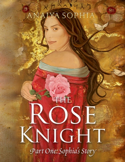 The Rose Knight - Signed Print Edition