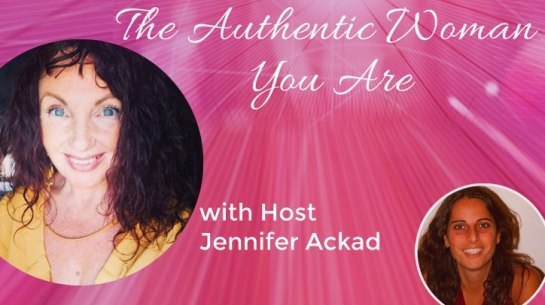 The Authentic Woman You Are