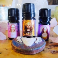 Feminine Christ Family - Set of 3 SOPHIA Temple Oils